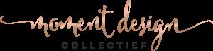 logo moment design collectief